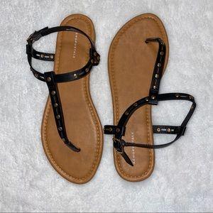 NWOB Aeropostale sandals size 10 brand new
